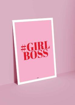 Madusen Girlboss plakat